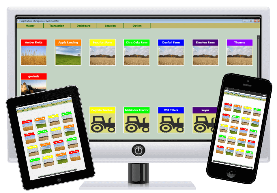 Agriculture Management System
